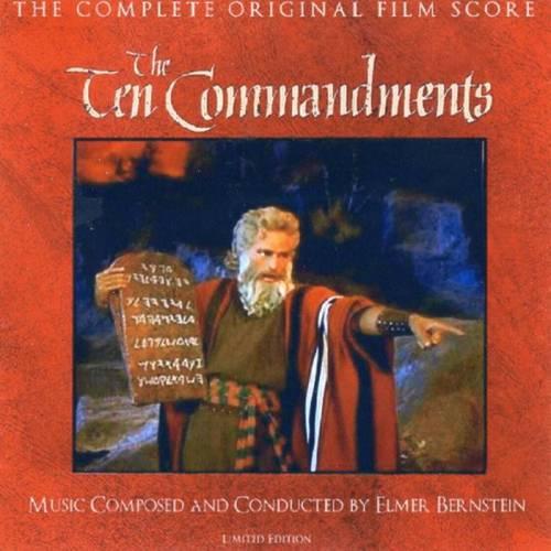 Elmer Bernstein - The Ten Commandments
