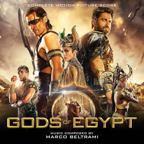gods of egypt complete - 1